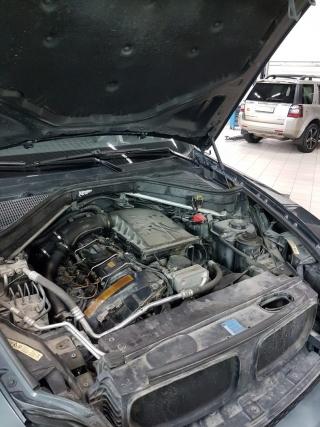 Сегодня в Техцентре БМВ-Е Сургут автомобиль Х6 3.5 n54